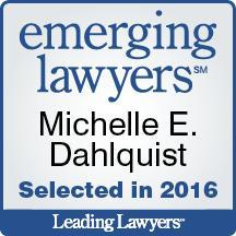 Leading Lawyers 2016 Michelle Dahlquist